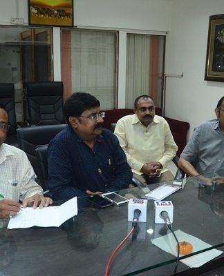 Heteshbhai Ganatra's appointment as governor of Saurashtra-Kachchh Lions Club
