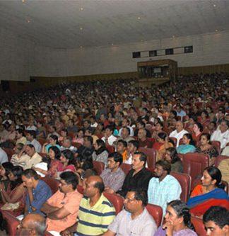 Dr.V.V. Doshi's birth anniversary, 'Sneh touching' cultural program in Kale Hamegadhvi Hall