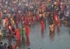 U.P. Bihari people have come here to give a glimpse of the sun Narayan Dev