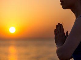 Namaste Gesture | yoga
