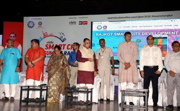 Smart City Plan: Urbanization Challenges: Vijaybhai Rupani