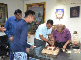 living-legend-raghuvanshi-gaurav-is-the-pride-of-journalism-ajatshatru-kantibhai-katira-will-be-enrolled-in-89-years-tomorrow